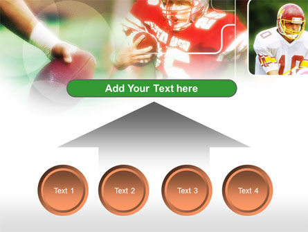 Super Bowl PowerPoint Template Slide 8