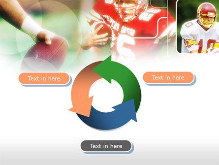 Super Bowl PowerPoint Template Slide 9