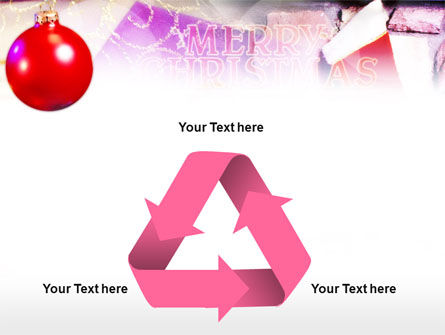 Merry Christmas PowerPoint Template Slide 10
