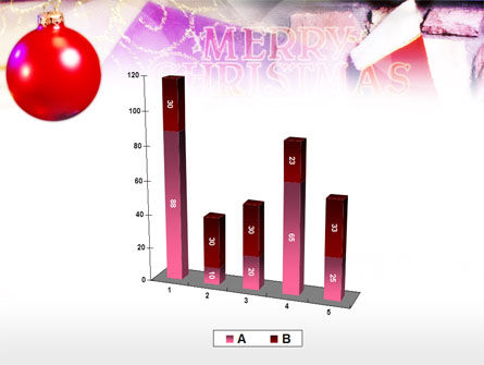Merry Christmas PowerPoint Template Slide 17