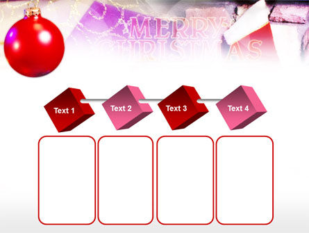 Merry Christmas PowerPoint Template Slide 18
