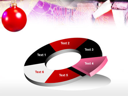 Merry Christmas PowerPoint Template Slide 19