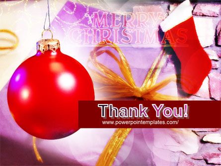 Merry Christmas PowerPoint Template Slide 20