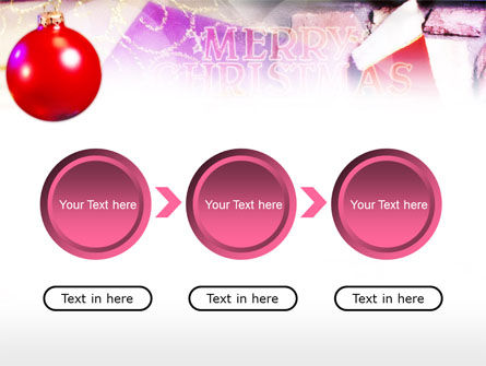 Merry Christmas PowerPoint Template Slide 5