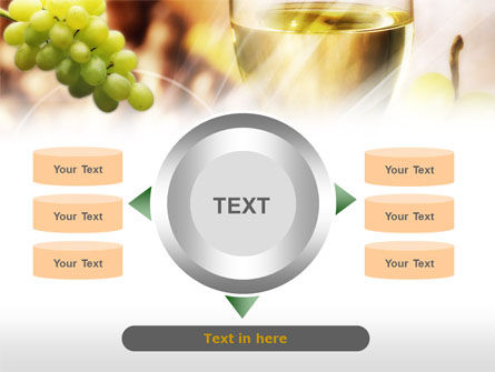 White Wine PowerPoint Template Slide 12