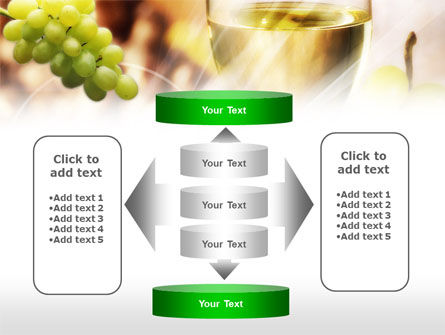 White Wine PowerPoint Template Slide 13