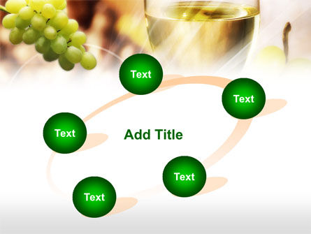 White Wine PowerPoint Template Slide 14