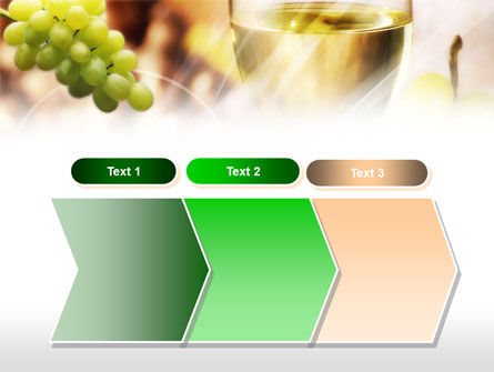 White Wine PowerPoint Template Slide 16