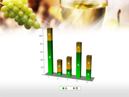 White Wine PowerPoint Template Slide 17
