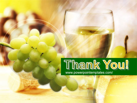 White Wine PowerPoint Template Slide 20