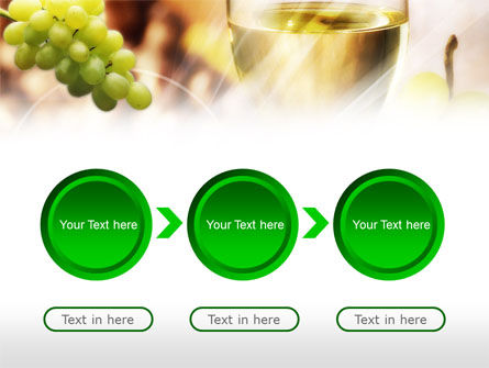 White Wine PowerPoint Template Slide 5
