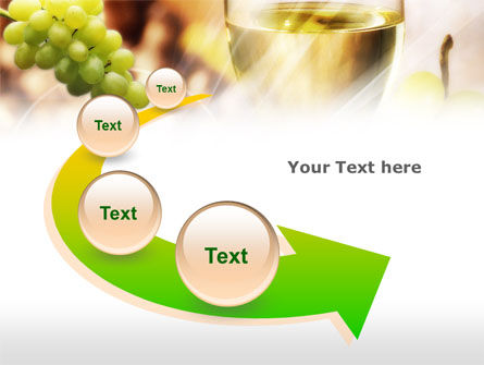 White Wine PowerPoint Template Slide 6