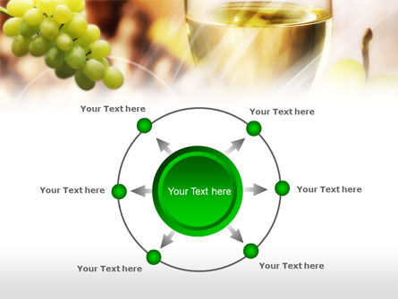 White Wine PowerPoint Template Slide 7