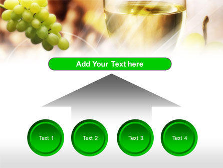 White Wine PowerPoint Template Slide 8