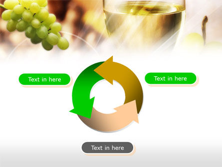White Wine PowerPoint Template Slide 9