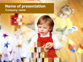 Education & Training: Educational Blocks PowerPoint Template #00666