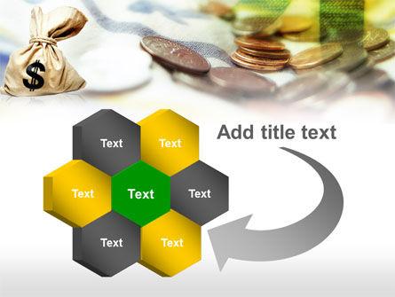 Money Sack PowerPoint Template Slide 11