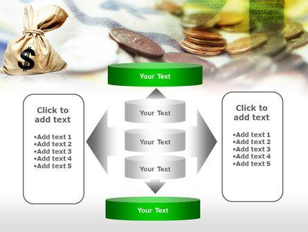 Money Sack PowerPoint Template Slide 13