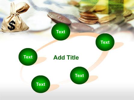 Money Sack PowerPoint Template Slide 14