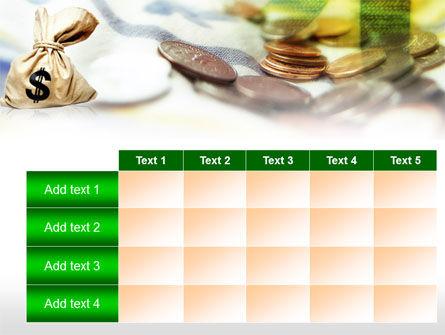 Money Sack PowerPoint Template Slide 15
