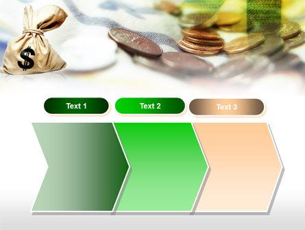 Money Sack PowerPoint Template Slide 16