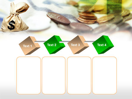 Money Sack PowerPoint Template Slide 18