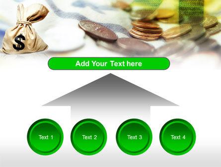 Money Sack PowerPoint Template Slide 8