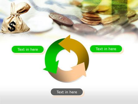 Money Sack PowerPoint Template Slide 9