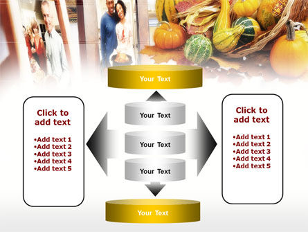 Thanksgiving Eve PowerPoint Template Slide 13