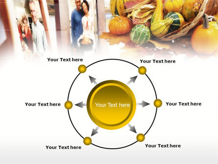 Thanksgiving Eve PowerPoint Template Slide 7