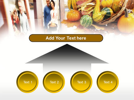 Thanksgiving Eve PowerPoint Template Slide 8