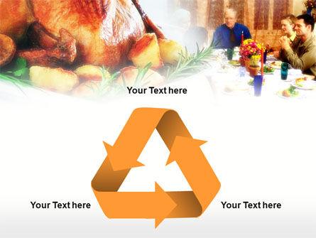 Thanksgiving Dinner PowerPoint Template Slide 10