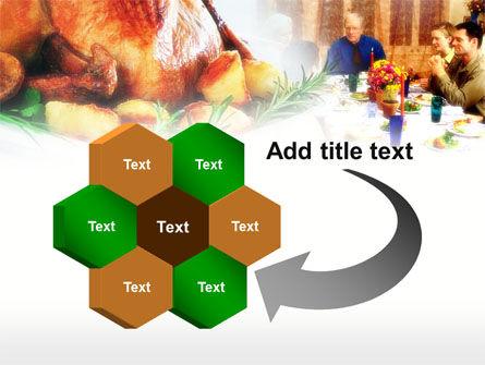 Thanksgiving Dinner PowerPoint Template Slide 11