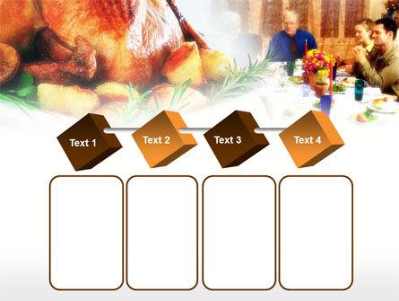Thanksgiving Dinner PowerPoint Template Slide 18
