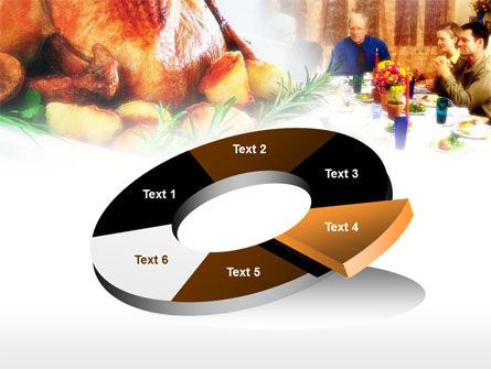 Thanksgiving Dinner PowerPoint Template Slide 19