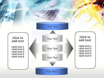 Business World PowerPoint Template Slide 13