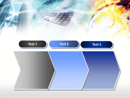 Business World PowerPoint Template Slide 16