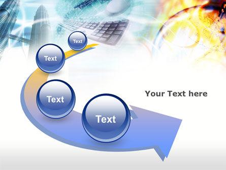 Business World PowerPoint Template Slide 6