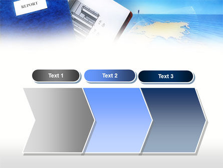 Copybooks And Notebooks PowerPoint Template Slide 16