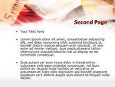 Euro Money PowerPoint Template#2
