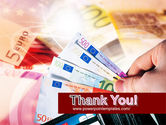 Euro Money PowerPoint Template#20