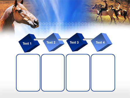 Horse PowerPoint Template Slide 18