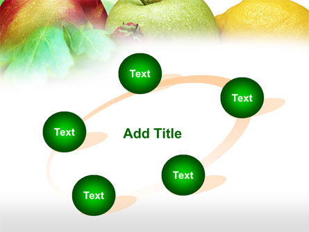 Fresh Fruits Of Summer PowerPoint Template Slide 14