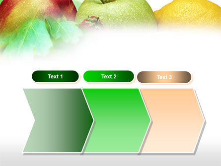 Fresh Fruits Of Summer PowerPoint Template Slide 16