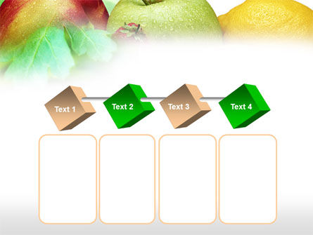 Fresh Fruits Of Summer PowerPoint Template Slide 18