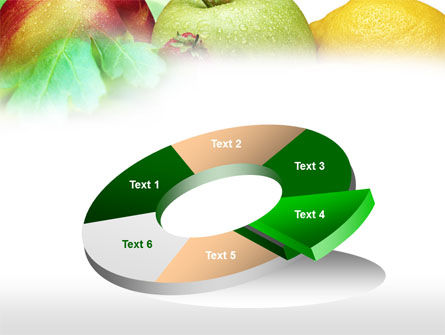 Fresh Fruits Of Summer PowerPoint Template Slide 19