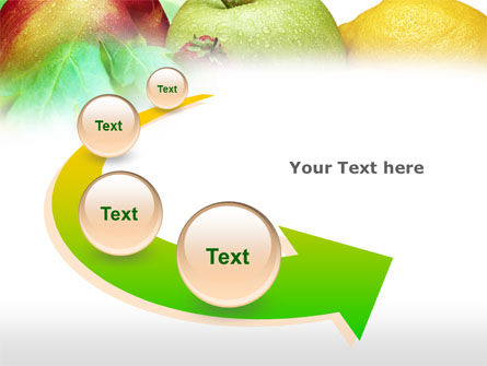 Fresh Fruits Of Summer PowerPoint Template Slide 6