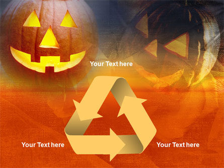 Halloween PowerPoint Template Slide 10