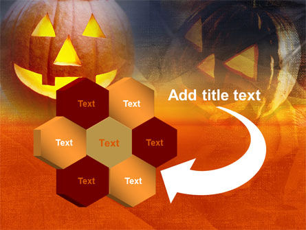 Halloween PowerPoint Template Slide 11