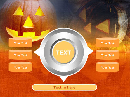 Halloween PowerPoint Template Slide 12